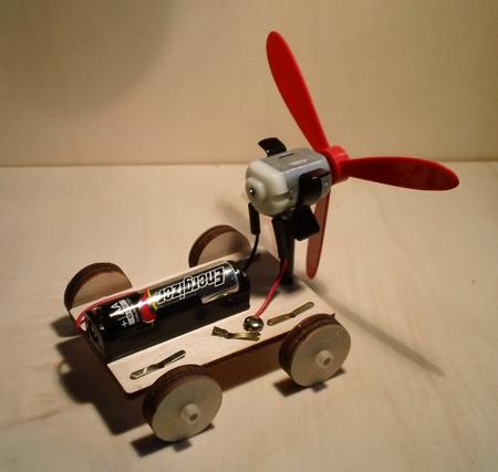 Attivit tecniche per bambini for Costo del garage di una macchina