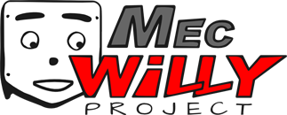 MecWilly, il robot umanoide